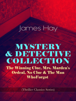 MYSTERY & DETECTIVE COLLECTION
