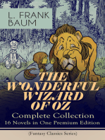 THE WONDERFUL WIZARD OF OZ – Complete Collection