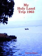 My Holy Land Trip 1963