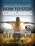 How to Stop Complaining and Be More Productive