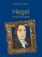 Hegel in 60 Minutes
