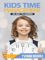 Kids Time Management