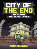 City of the End, Book 2 and Book 3