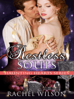 Restless Souls (Haunting Hearts Series, Book 1)