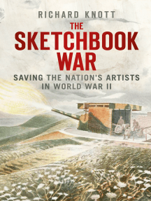 Sketchbook War: Saving the Nation's Artists in World War II