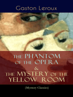 The Phantom of the Opera & The Mystery of the Yellow Room (Mystery Classics)