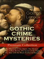 GOTHIC CRIME MYSTERIES – Premium Collection