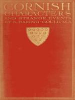 Cornish Characters and Strange Events