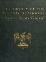 The History of the 2nd Dragoons 'Royal Scots Greys'