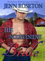 His Inconvenient Bride (BBW Western Romance – Millionaire Cowboys 4)