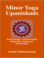 Minor Yoga Upanishads