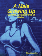 A Male Growing Up