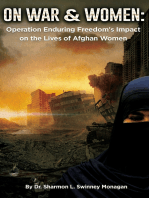 On War & Women