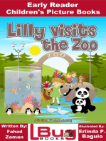 Lilly Visits The Zoo