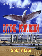 Divine Provision for Holy Living
