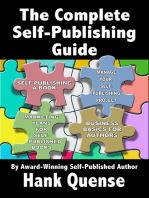 Complete Self-publishing Guides