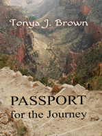 Passport for the Journey, 21 Day Challenge