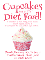 Cupcakes Are Not a Diet Food