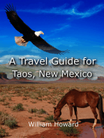 A Travel Guide to Taos, New Mexico