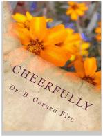 Cheerfully
