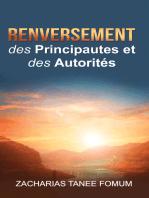 Renversement des Principautes et des Autorités