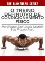 O treino definitivo de condicionamento físico