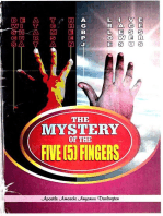 The Mystery of the Five Fingers