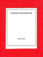 The Genetics of Psychological Type
