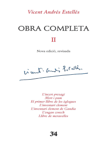 Read Obra Completa 2 Online By Vicent Andrés Estellés Books