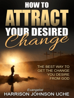 How to Attract Your Desired Change