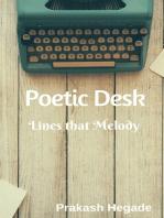 Poetic Desk