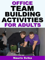 Office Team Building Activities For Adults