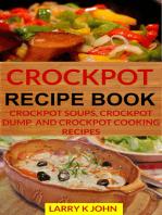Crockpot Recipe Book