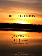 Reflections a Collection of Poems and Written Verse