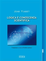 Logica e conoscenza scientifica