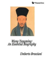 Wang Yangming: An Essential Biography