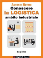 Conoscere la LOGISTICA - Ambito Industriale: Articolazione Logistica, con esercizi