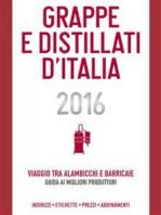 Grappe e Distillati d'Italia 2016