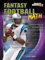 Fantasy Football Math