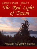 Gaenor's Quest Book I - The Red Light of Dawn
