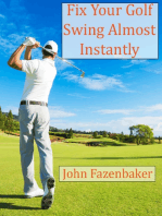 Fix Your Golf Swing Instantly