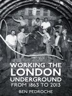 Working the London Underground