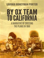 By Ox Team to California