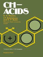 CH—Acids