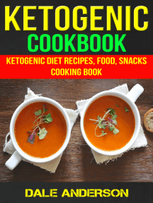 Ketogenic Cookbook: Ketogenic Diet Recipes, Food, Snacks, Cooking Book