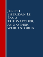 The Watcher, and other weird stories