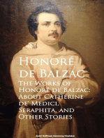 The Works of Honore de Balzac