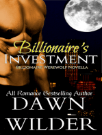 Billionaire's Investment (Billionaire Werewolf Novella)