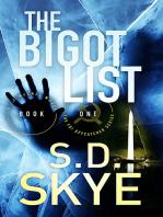 The Bigot List (A J.J. McCall Novel #1)