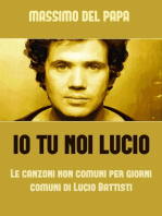 Io Tu Noi Lucio